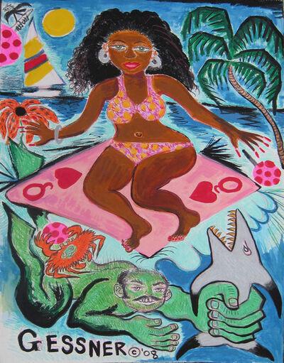 Richard Gessner, 'Surf Goddess Ascending', 2008