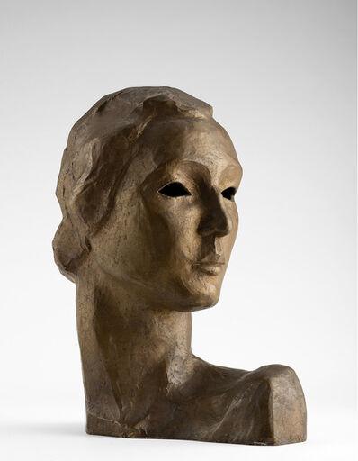 Ferruccio Vecchi, 'Busto di donna'