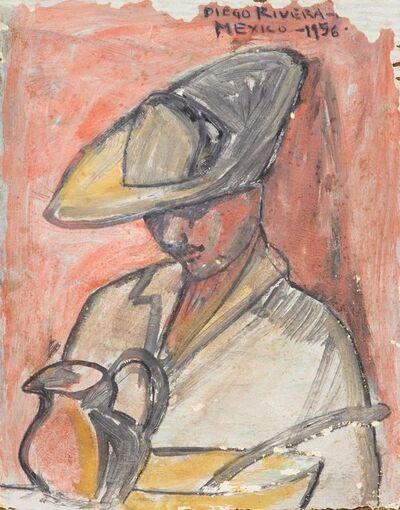 Diego Rivera, 'México', 1956