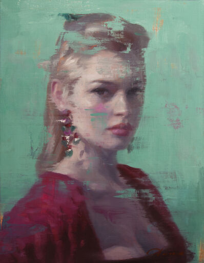 Vincent Xeus, 'Bardot in Red', 2018