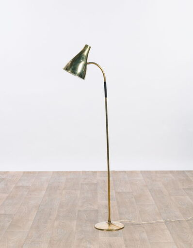 Paavo Tynell, 'Modèle 9607  Lampadaire', vers 1950