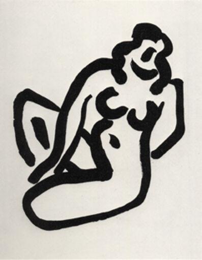 Henri Matisse, 'Nu accroupi I', 1947