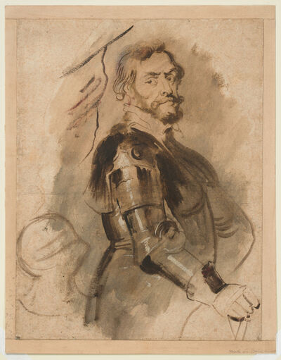 Peter Paul Rubens, 'Portrait of Thomas Howard, Earl of Arundel', 1629-1630
