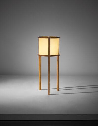 Francis Jourdain, ''Tripod' standard lamp', ca. 1920