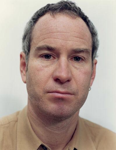 Dana Lixenberg, 'John McEnroe, 2002', 2018