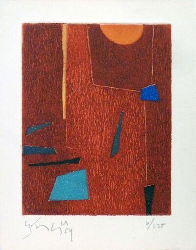Gustave Singier, 'Sans titre ', 1959