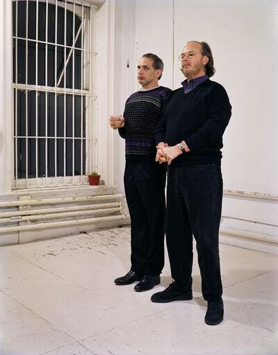 Dana Lixenberg, 'Walter Becker & Donald Fagen (Steely Dan), 1999', 2018