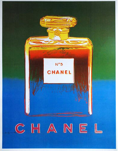 Andy Warhol, 'Chanel No. 5 (Green/Blue)', ca. 1997