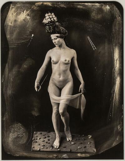 Joel-Peter Witkin, 'Beauty Has Three Nipples, Berlin', 1998