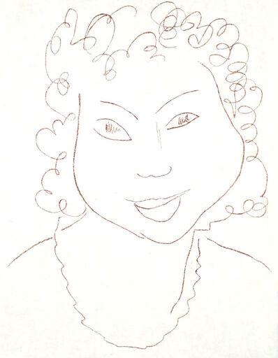 Henri Matisse, 'Jeune Haitienne', 1954