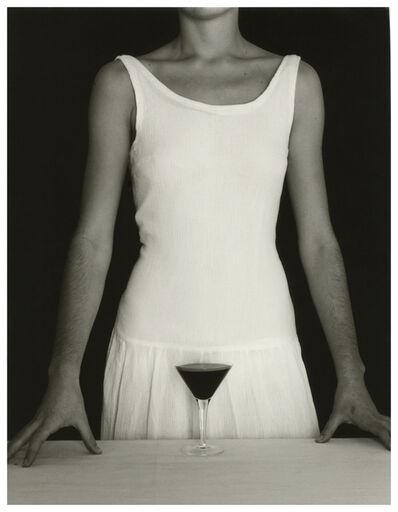 Chema Madoz, 'Untitled (Mujer/Copa)', 1985
