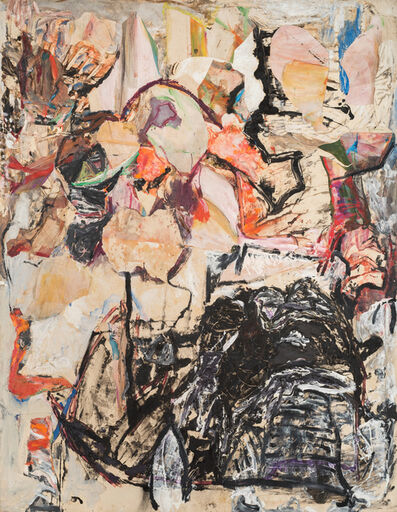 John Beardman, 'Allan's Patch', 1984