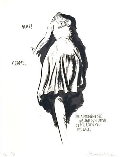 Raymond Pettibon, 'Untitled', 1990