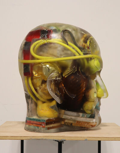 Richard Dupont, 'Fruit Head', 2020