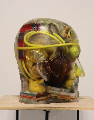 Richard Dupont, 'Fruit Head', 2020