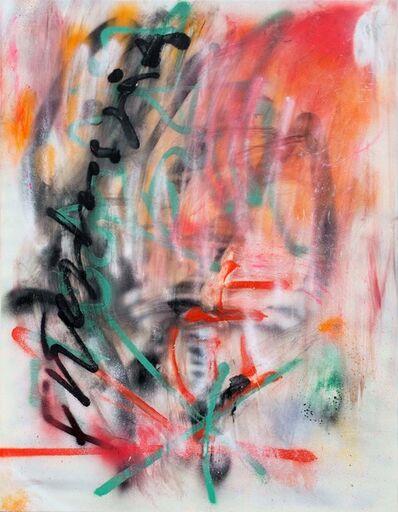 Thierry Furger, 'Fluechtig 4', 2020
