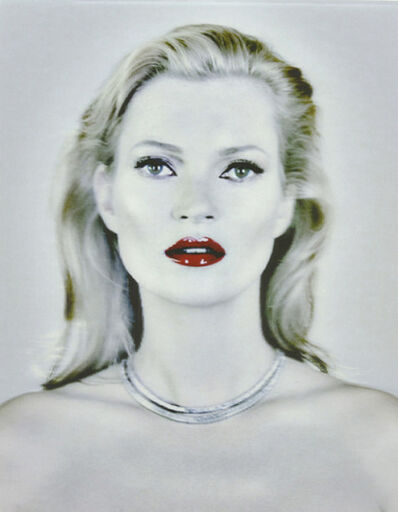Chris Levine, 'Kate Moss Kate's Light (Pure)', 2013
