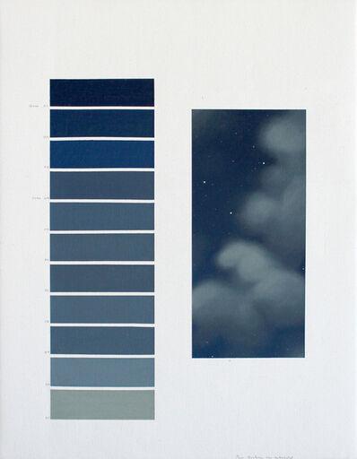 Jessica Sánchez, 'Prueba de materiales, composición y color 3', 2019