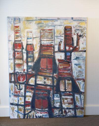 Fateh Moudarres, 'Untitled'
