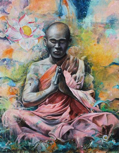 Andi Sules, 'Meditation #1', 2016