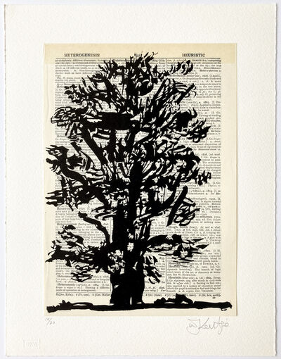 William Kentridge, 'Universal Archive (Ref. 41)', 2012