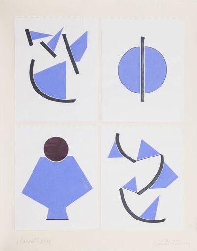 Geta Bratescu, 'Carnet (Book)', 2012