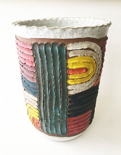Kat Hutter, 'Textured Vessel (9)', 2019
