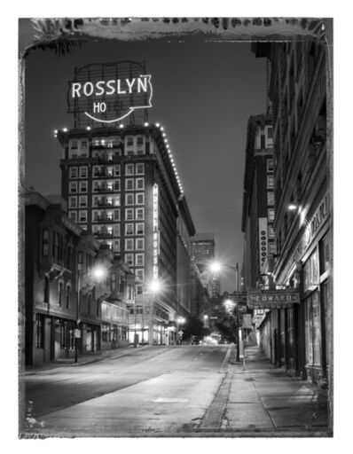 Christopher Thomas, 'Rosslyn Hotel, Los Angeles', 2016