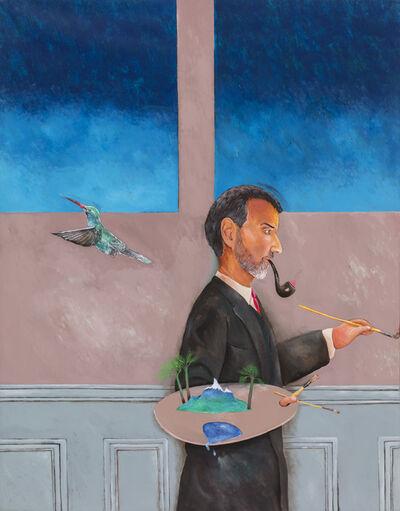 Breyten Breytenbach, 'Paysage intérieur', 1993