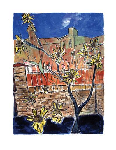 Bob Dylan, 'Sunflowers', 2014