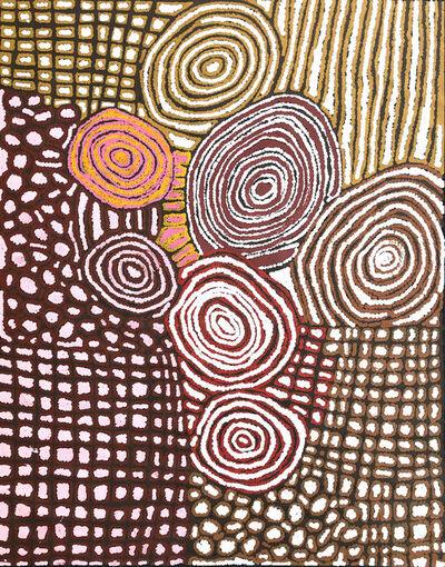 Walangkura Napanangka, 'Women's Rockholes'