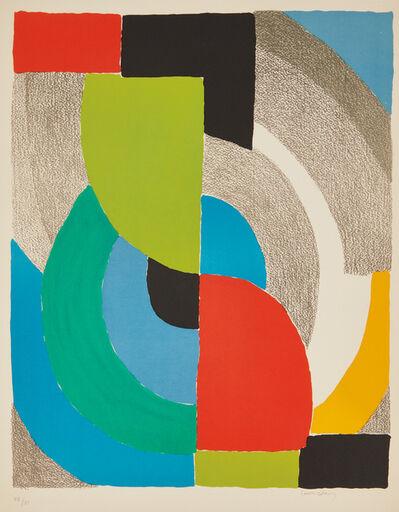 Sonia Delaunay, 'Olympie', c. 1970