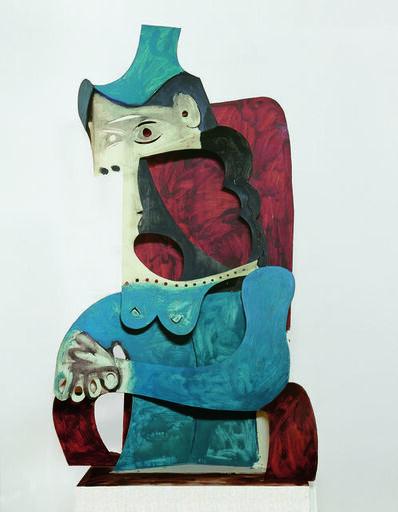 Pablo Picasso, 'Femme au Chapeau', 1961