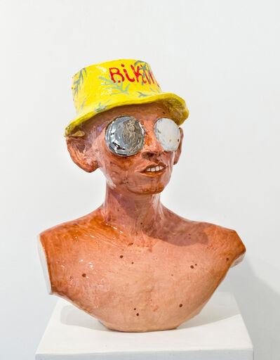Agathe Brahami-Ferron, 'Buste Tête bikini', 2018
