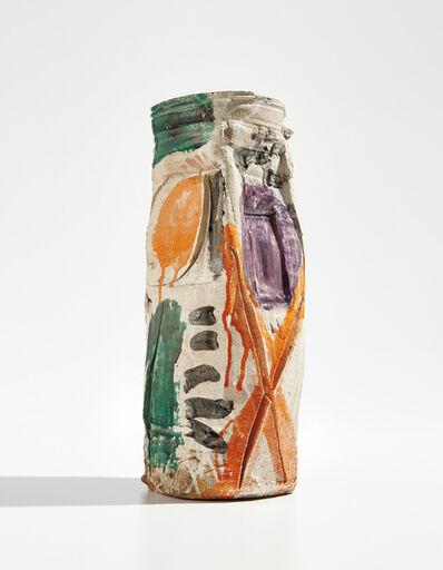 Peter Voulkos, 'Untitled vase', 1959