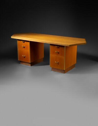 Frank Lloyd Wright, 'Pedestal Desk from Price Tower, Bartlesville, Oklahoma', 1956