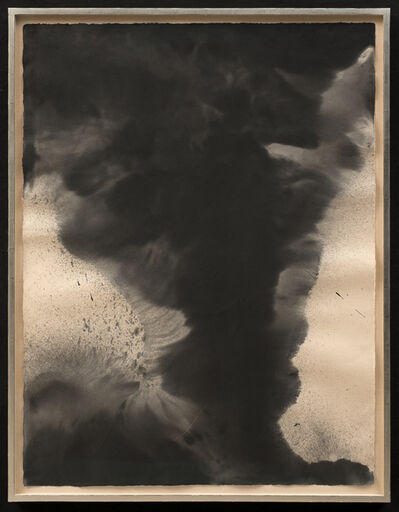 "Joe Goode, 'Tornado Series / ""Marion"" (TOR50)', ca. 1991"