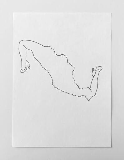 Alan Sierra, 'Untitled (Mapa de México)', 2019
