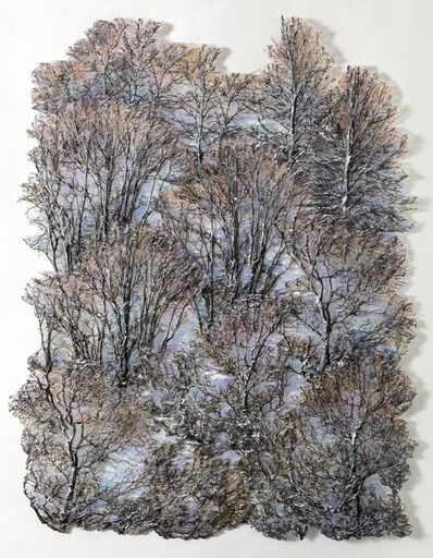 Lesley Richmond, 'Winter Forest', 2018