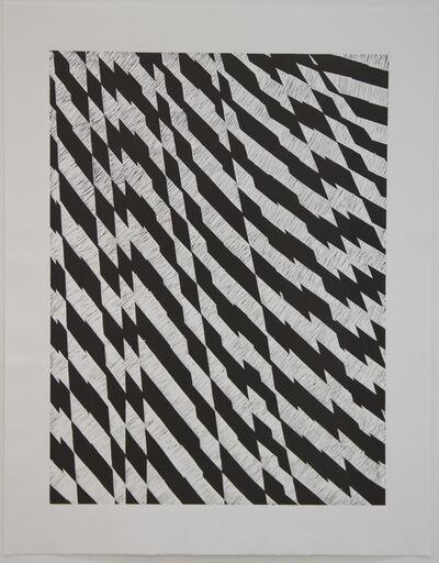 Richard Deacon, 'Blackfriars Block Black - Portrait', 2012