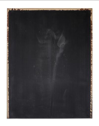 Yun Hyong-keun, 'Burnt Umber Ultramarine', 1992-1995