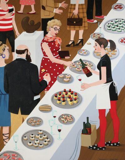 Zoya Cherkassky-Nnadi, 'Finger Food', 2014