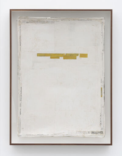 Mark Manders, 'Composition with Yellow', 2005-2019