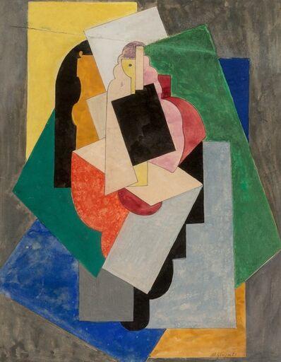 Albert Gleizes, 'Danseuse', 1923