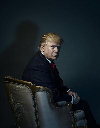 Nadav Kander, 'Donald Trump I', 2016