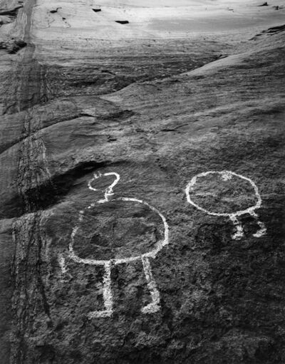 Chip Hooper, 'Anasazi Rock Art', 1997