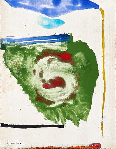 Helen Frankenthaler, 'Thanksgiving Day', 1974