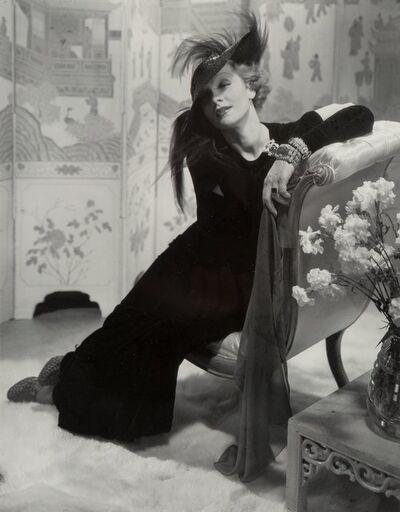 Edward Steichen, 'Marlene Dietrich, New York', 1932