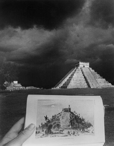 Leandro Katz, 'El Castillo (Chichén Itzá)', 1985