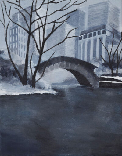 Maybellene Gonzalez, 'Central Park Monochrome', 2018